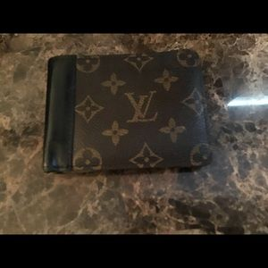 Brown like Vuitton men' wallet